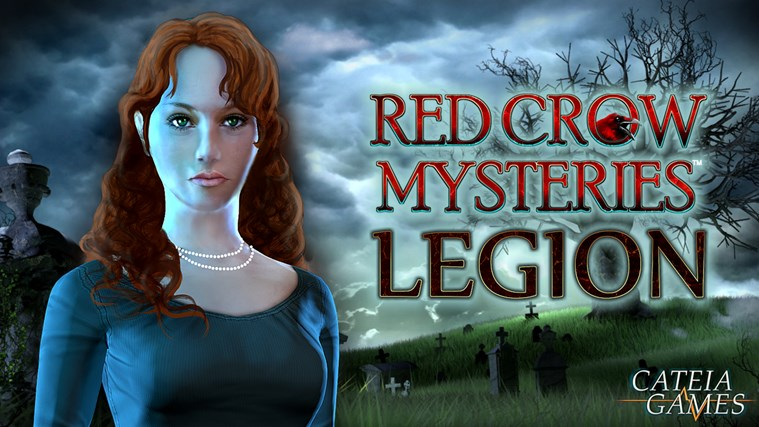 Red Crow Mysteries: Legion Full screen shot 0