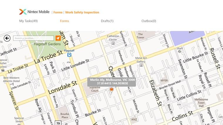 Nintex Mobile screen shot 6