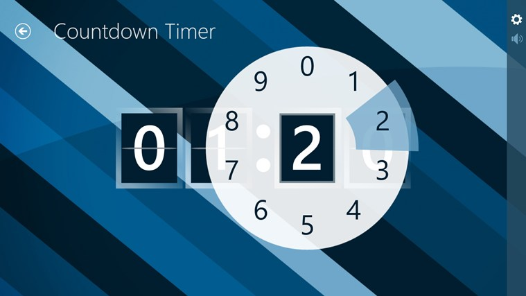 Free Timer screen shot 2