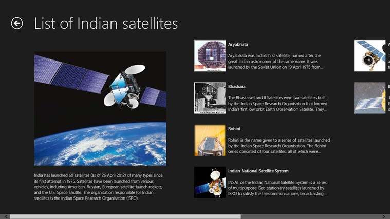 satellites of india Read more about india to launch 100th satellite into orbit today: all you should know on business standard the cartosat-2 series satellite launch is a follow-on mission with the primary objective of providing high-resolution, scene-specific spot imagery.
