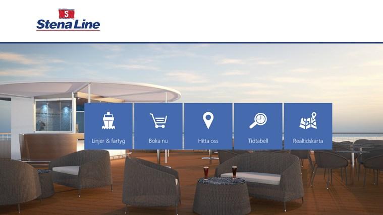 Stena Line Travel-skärmbild 0