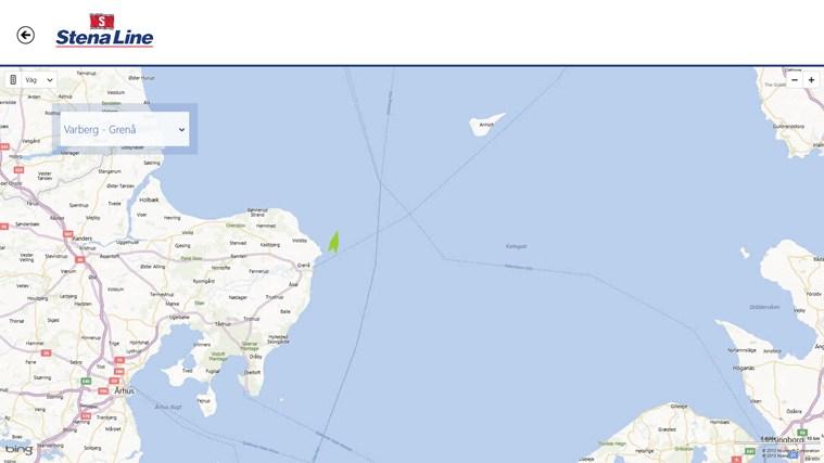 Stena Line Travel-skärmbild 4