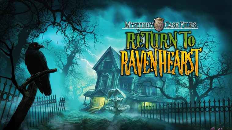 Mystery Case Files: Return to Ravenhearst (Full) screen shot 0