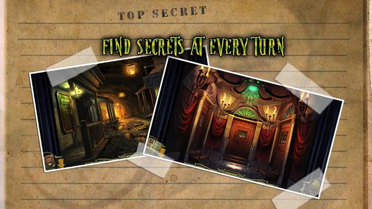 Mystery Case Files: Return to Ravenhearst (Full) screen shot 2