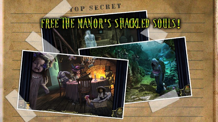 Mystery Case Files: Return to Ravenhearst (Full) screen shot 4