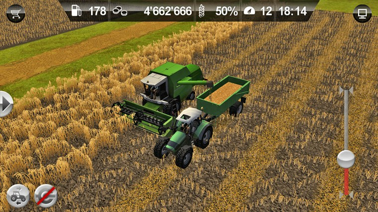 Farming Simulator screen shot 0