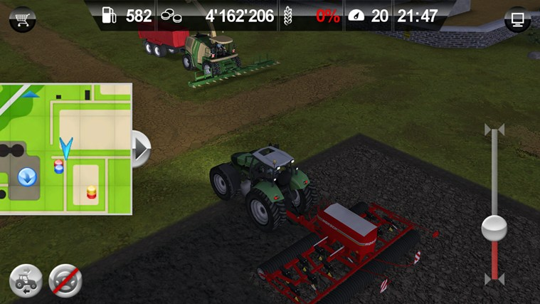 Farming Simulator screen shot 2
