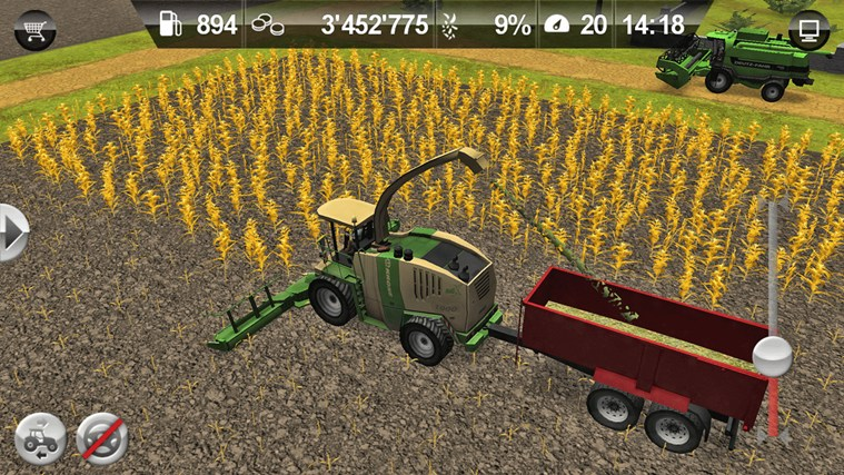 Farming Simulator screen shot 4