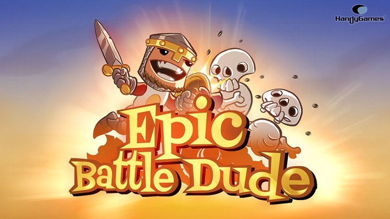 Epic Battle Dude screen shot 0