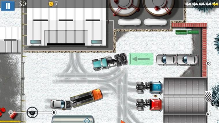 Parking Mania petikan skrin 2