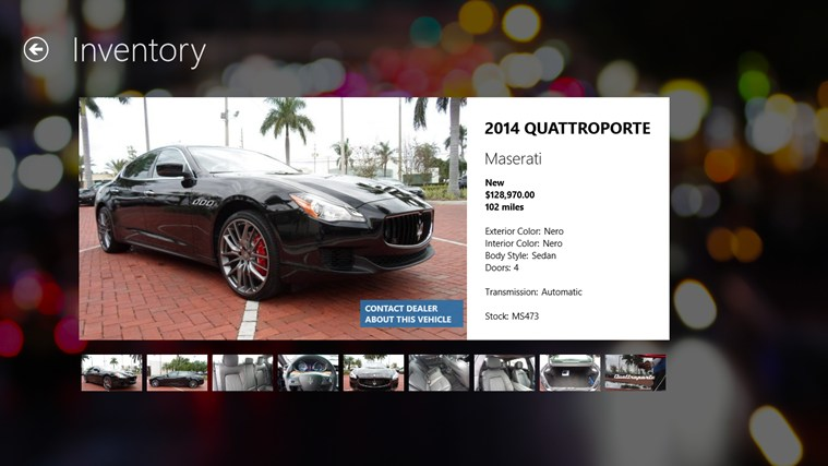Ferrari Maserati of Palm Beach DealerApp captura de tela 2