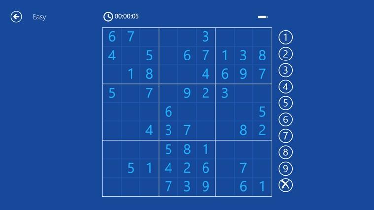 Sudoku 8 Free schermafbeelding 6