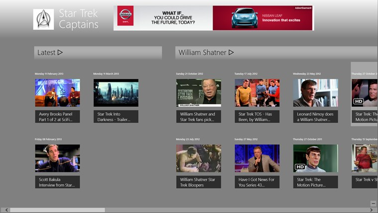 Star Trek Hub screen shot 0