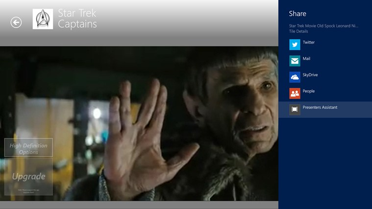 Star Trek Hub screen shot 6