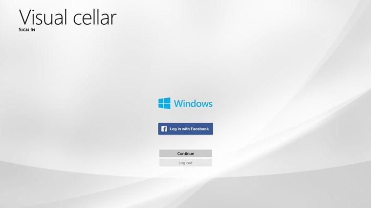 VisualCellar screen shot 8