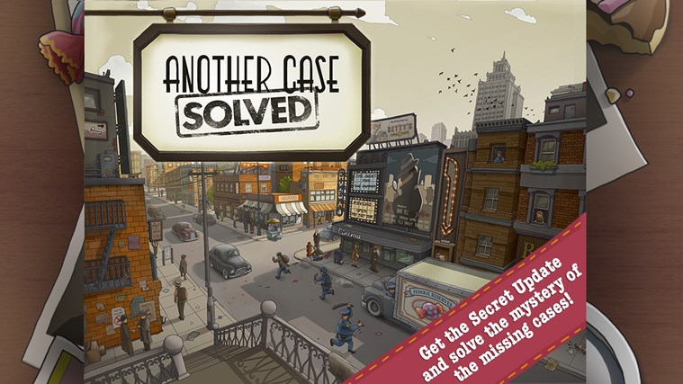 Another Case Solved screen shot 0