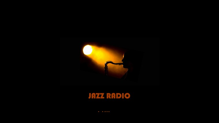 JazzRadio screen shot 0