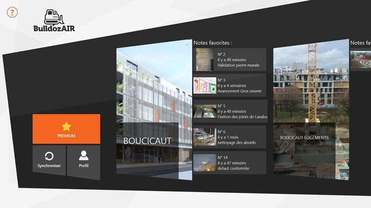 BulldozAIR screen shot 0