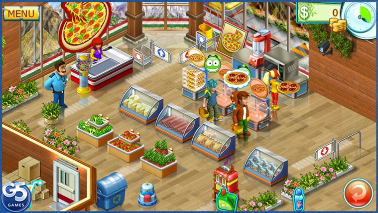 Supermarket Mania® 2 HD (Full) screen shot 2