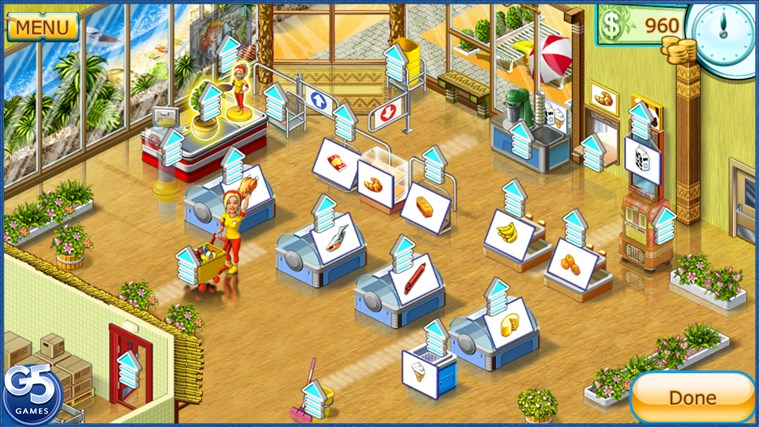 Supermarket Mania® 2 HD (Full) screen shot 4