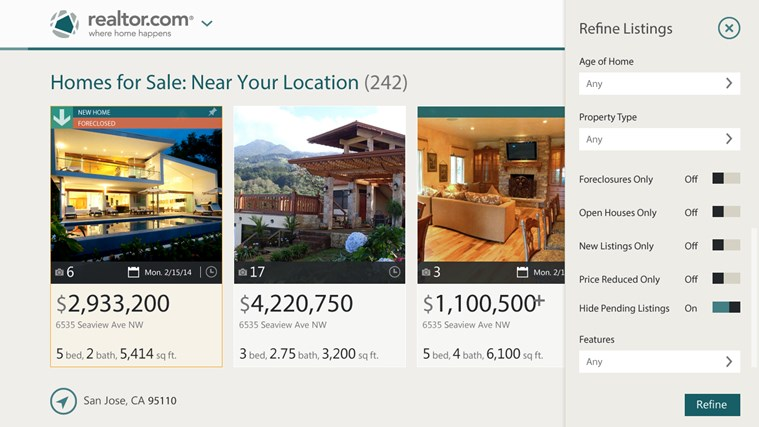 Real Estate Search by Realtor.com® screen shot 6
