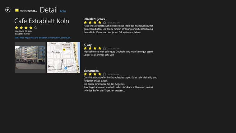 meinestadt.de Screenshot 6