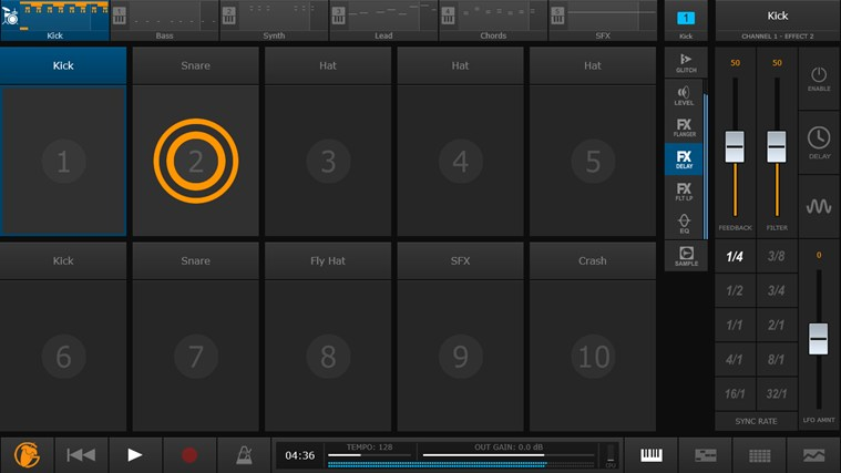 FL Studio Groove screen shot 4