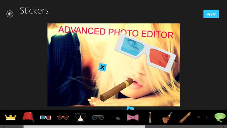 Instagram + Photo Editor screen shot 2