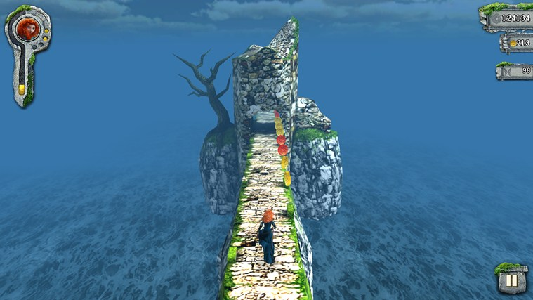 Temple Run: Brave screen shot 2