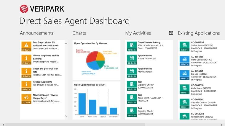 Direct Sales Agent screen shot 0
