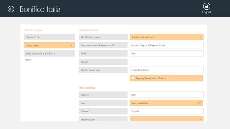 IWBank cattura di schermata 2