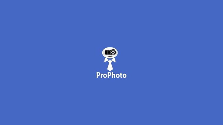 ProPhoto screen shot 0