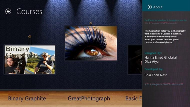ProPhoto screen shot 4