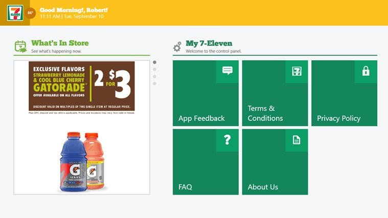 7-Eleven, Inc. screen shot 6