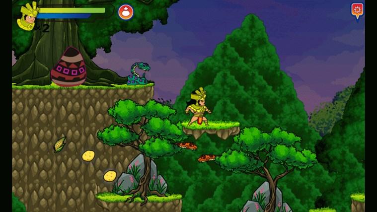 Inka Madness screen shot 4