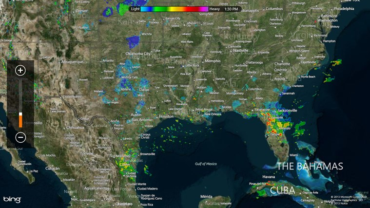 MyRadar Weather Radar screen shot 4