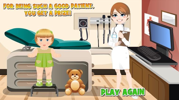 Baby Hospital screen shot 4