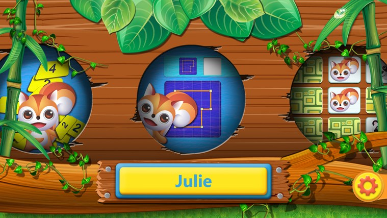 Junior Academy : Learning games for kids screen shot 0