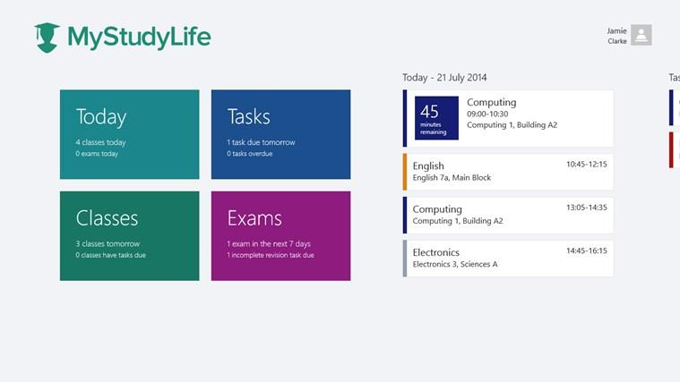My Study Life screen shot 0
