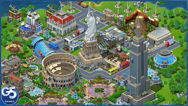 Virtual City Playground HD-skärmbild 0