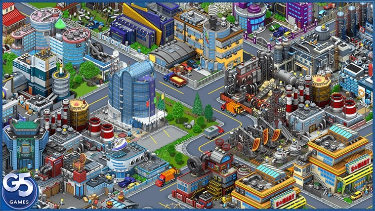 Virtual City Playground HD-skärmbild 2