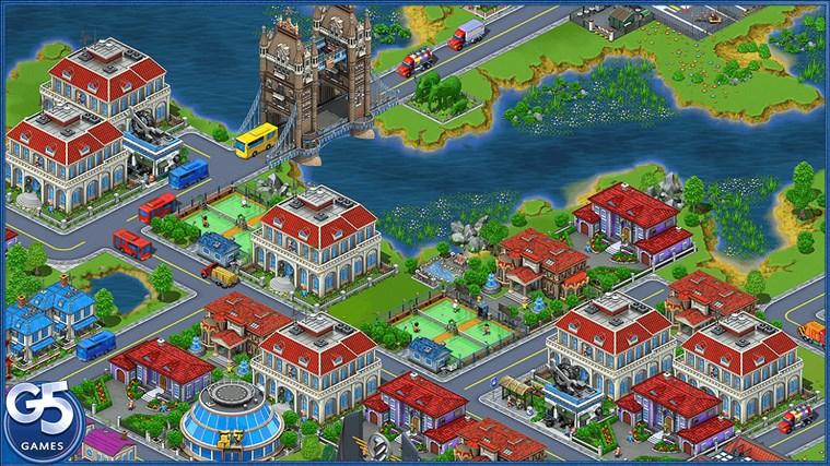 Virtual City Playground HD-skärmbild 4