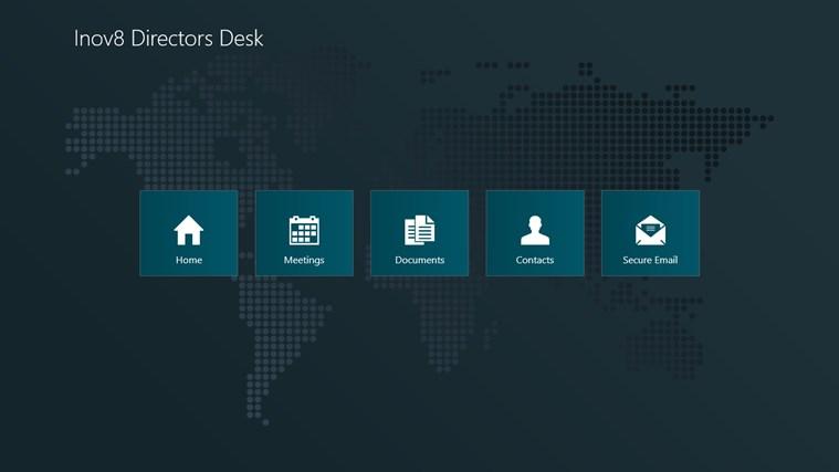 Directors Desk Windows 8 Edition screenshot 2