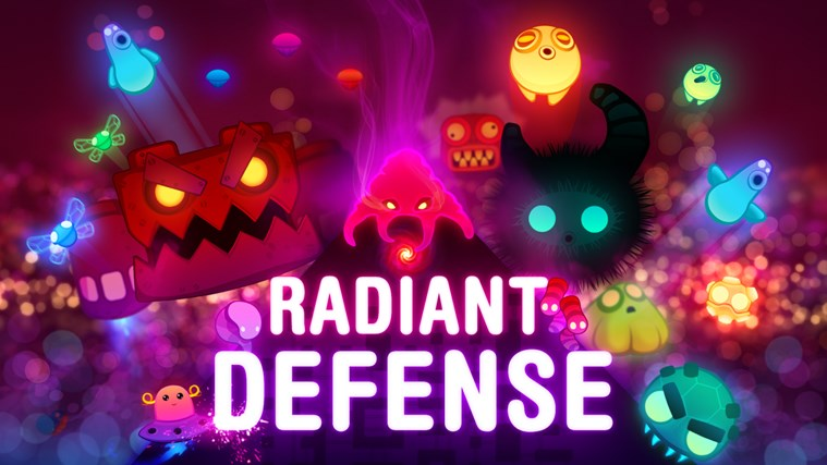 Radiant Defense screen shot 0