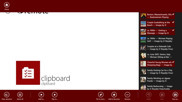 AV Remote screen shot 6
