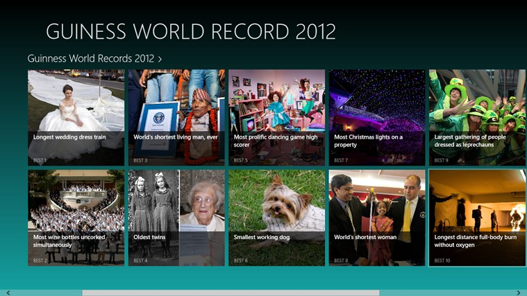 guinness world record 2012 pdf free