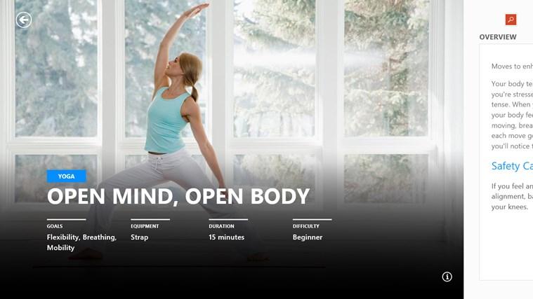 MSN Health & Fitness screen shot 2