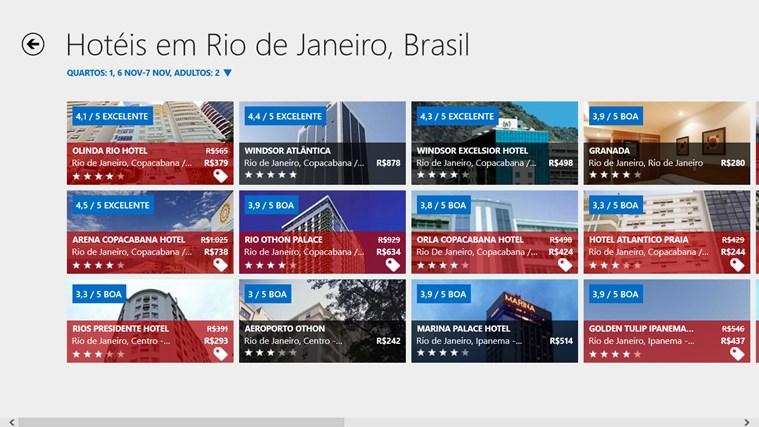 Hotels.com captura de tela 0