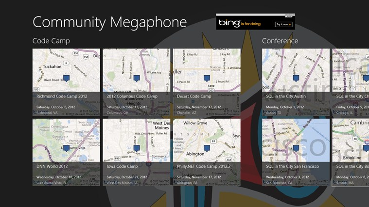 Community Megaphone screen shot 0