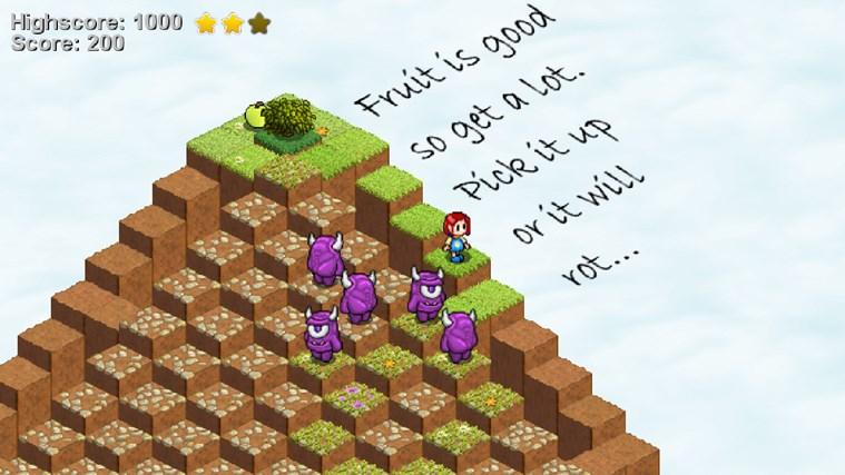Skyling: Garden Defense screen shot 4